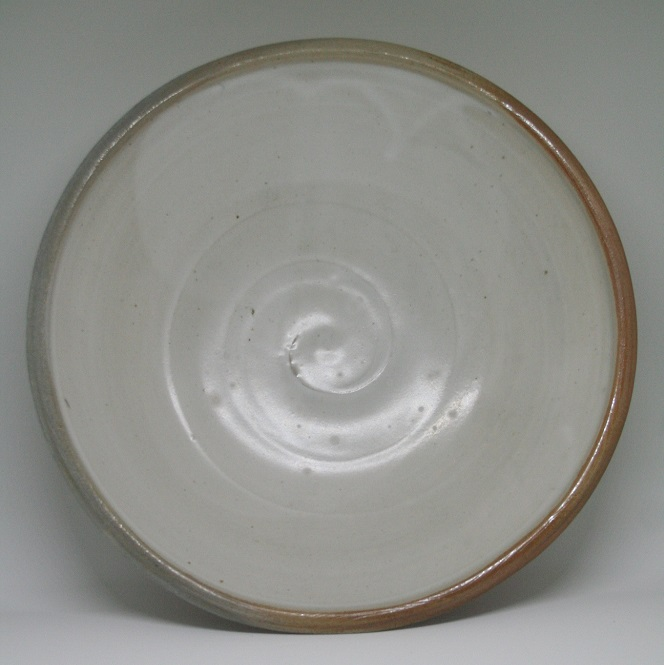 Large Wood fired bowl